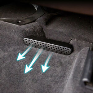 Image Is Loading Car Front Seat Floor Air Conditioner Outlet Protective