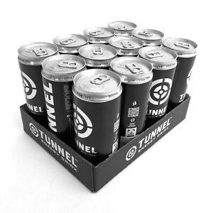 (5,74€/L) • TUNNEL ENERGY DRINK • 12 x 0,33 Liter Dosen • inkl. Pfand • EINWEG