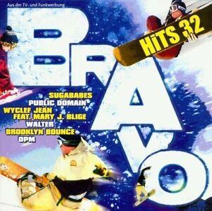 Bravo-Hits-32-2001-Sugababes-Robbie-Williams-Destiny-039-s-Child-Jeane-2-CD