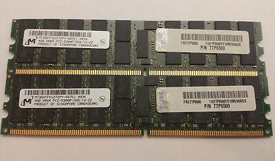 IBM 77P8632 8GB PC3L 8500R 4Rx8 Memory dimm ***Server memory only***