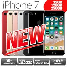 (NEW) Factory Unlocked SIM-Free APPLE iPhone 7 32GB 128GB 256GB