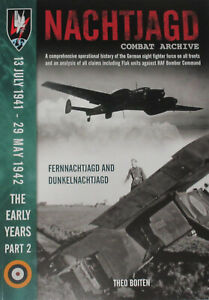 Details about LUFTWAFFE NIGHT FIGHTERS 1941-42 Nachtjagd Combat Archive NEW  German Planes WW2