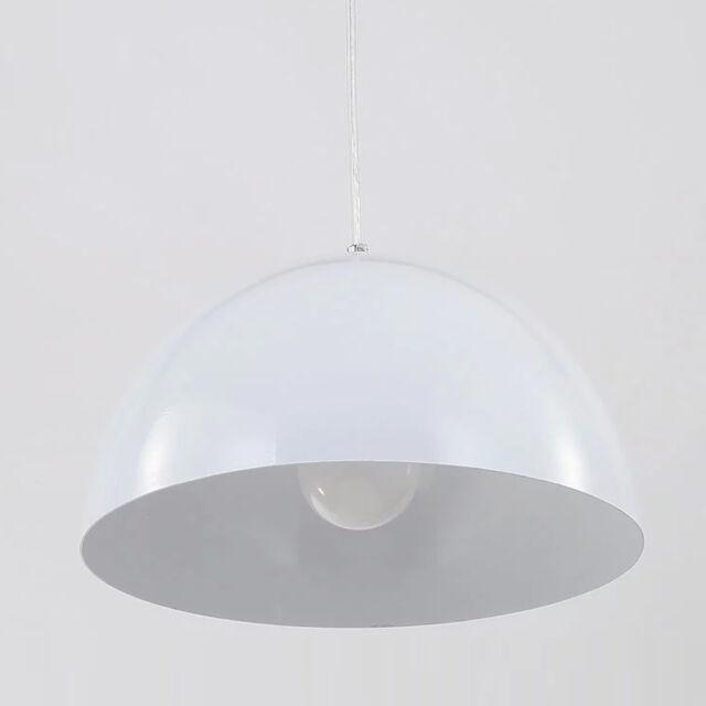 Drop Lampshade Pendant Ceiling Light Fixture Cafe Bar Loft Lamp Shade Chandelier