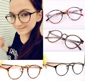 Women-Cute-Designer-Retro-Frame-Clear-Lens-Glasses-Nerd-Geek-Eyeglass-Eyewear