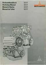 deutz engine f4l 1011 f ebay rh ebay co uk Deutz F4L1011F Alternator deutz f4l1011f service manual download