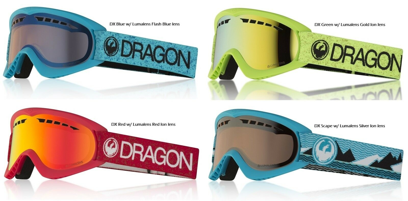 lens Ret$220 NEW Dragon X2s Structure Red Blue Smoke Mens Ski Snowboard Goggles