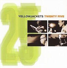 Yellow Jackets -  Twenty Five  -  NEW Factory Sealed CD