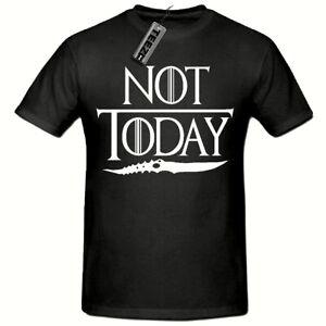 Not-Today-T-Shirt-Arya-Stark-T-Shirt-Game-Of-Thrones-T-Shirt-GOT-T-Shirt