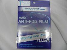 New TUSA 2 Window Mask Anti Fog Film