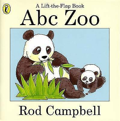 1 of 1 - ABC Zoo by Rod Campbell (Paperback, 1997)