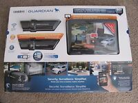 Uniden Guardian G755 Wireless 7 Screen Video Surveillance System W/2cameras