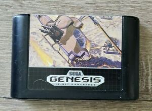 1991 Twin Cobra Sega Genesis Video Game Cartridge Only