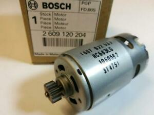 1607000537 Motor Bosch GSR 14,4-2 Gleichstrommotor 2609199253
