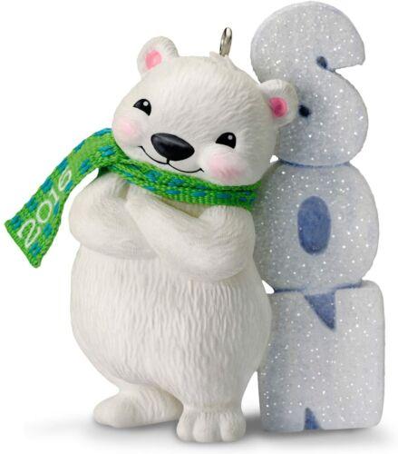 2016 Son Polar Bear Hallmark Keepsake