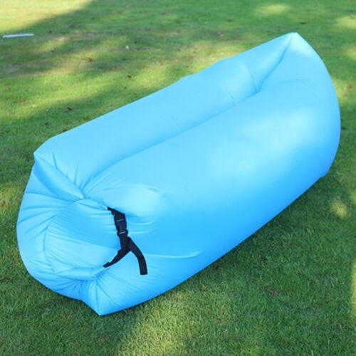 Gonflable Air Sofa Imperméable Léger Lazy Bed Salon Canapé Portable Sac de