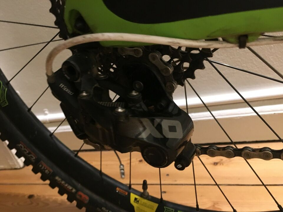 Cannondale Trigger carbon team, full suspension, Medium