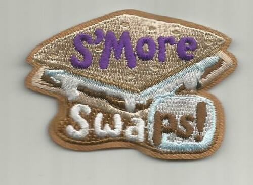 Girl//Boy Scout//Guide Patch//Crest//Badge        S/'MORES your choice