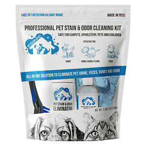 Pet Cleanup Kit | All-in-One Solution to Eliminate Pet Stain & Odor