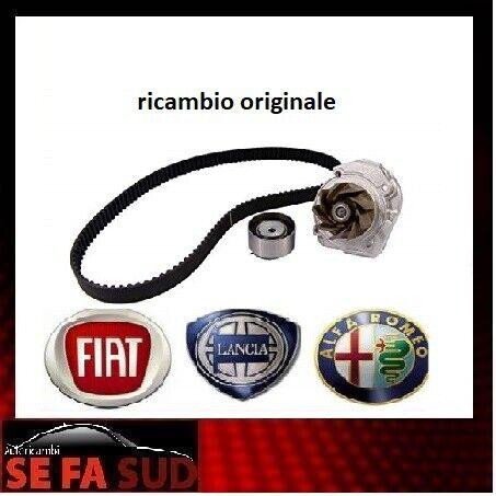 KIT DISTRIBUZIONE+ POMPA ACQUA ORIGINALE 71771575 PER FIAT LANCIA 1.2 1.4