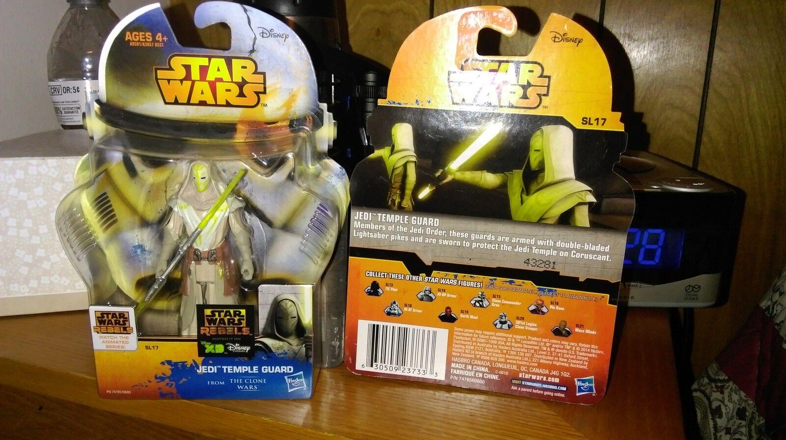 Star Wars Rebels Jedi Temple Guard Inquisitor New