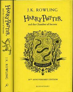 Harry potter 20th anniversary books us