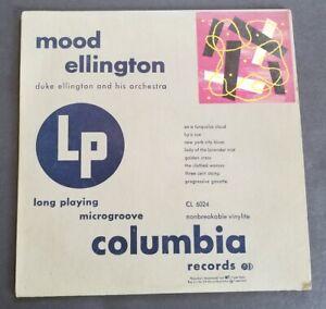 Duke-Ellington-Mood-Ellington-LP-10-034-Jazz-Vinyl-Mono-CL-6024-Columbia-DG-Rare