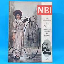 NBI 19/1963 DDR Christa Wolf Fahrrad Herz-Transplantation Rostock-Warnemünde