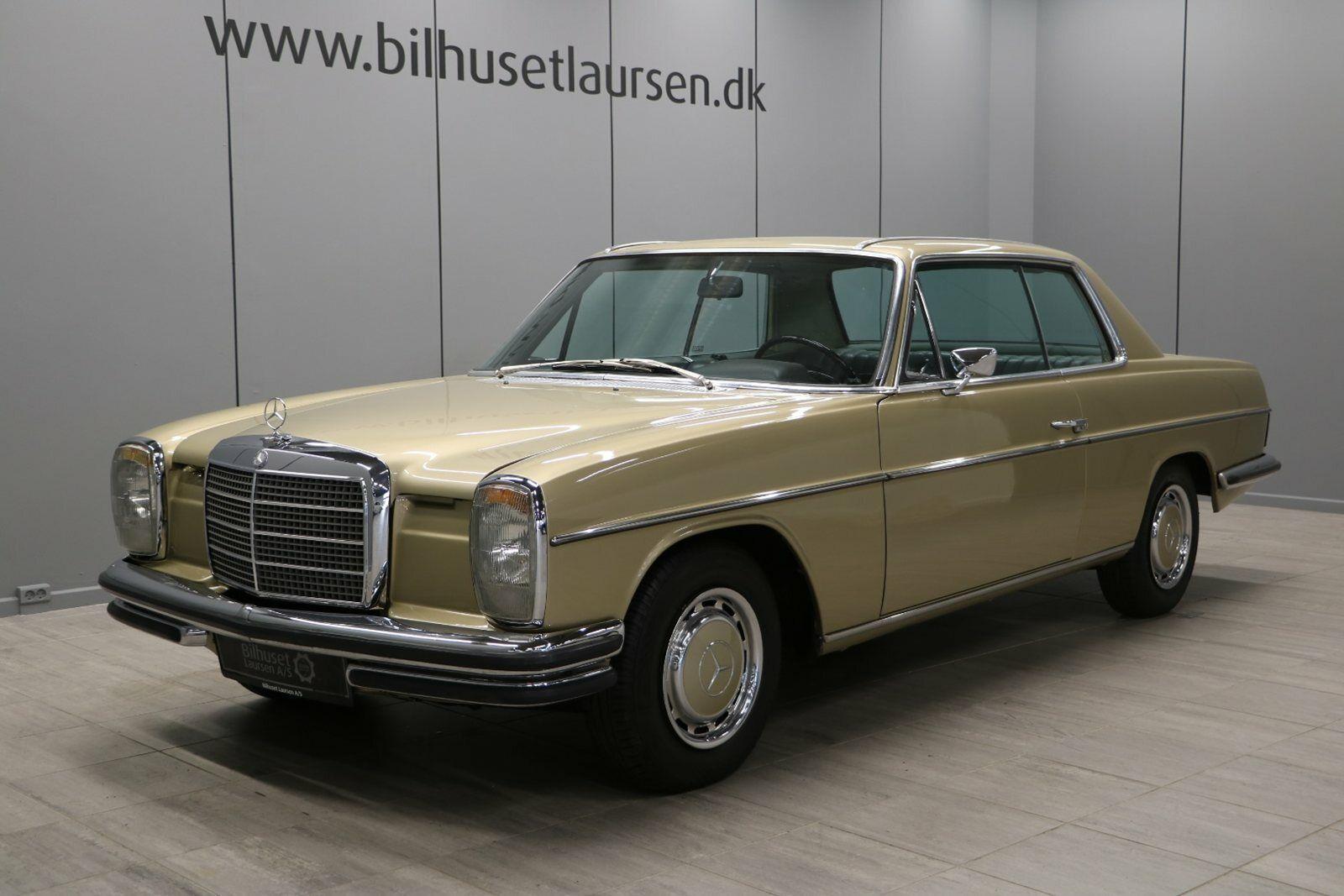 Mercedes 250 CE 2,5 Coupé aut. 2d - 149.900 kr.