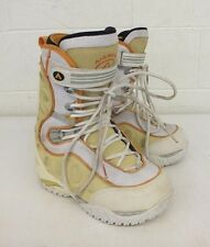 Airwalk Butte High-Quality All-Mountain Snowboard Boots US Women's Size 8 LOOK
