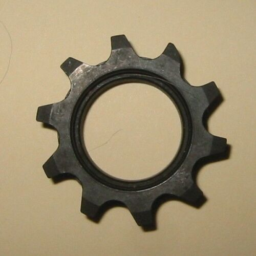 Alex Moulton New Series 10 Tooth Black Cog for Shimano 9 Speed Cassette!