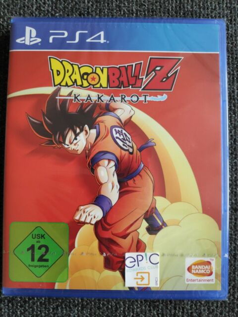 Dragon Ball Z: Kakarot (PS4) Neu & OVP