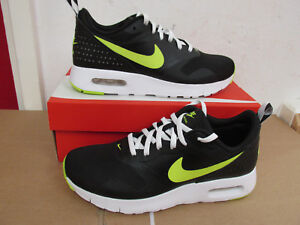 online retailer c8c20 d2d30 Image is loading Nike-Air-Max-Tavas-GS-Running-Trainers-814443-