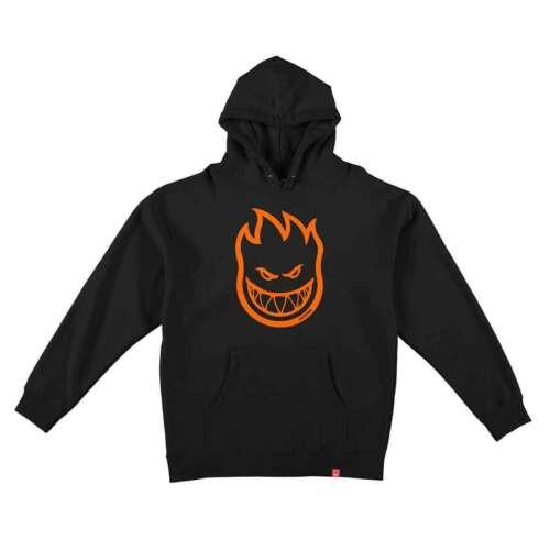 Spitfire Bighead Black Orange Youth Sweatshirt Hoodie