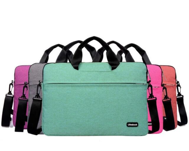 "Laptop Shoulder Carry Case Cover Bag 11 12 13 15""inch Macbook Pro Air Retina MAC"