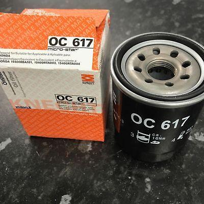 KNECHT OC 617 Oil Filter