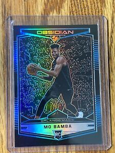 2018-19-Mo-Bamba-Rookie-Panini-Obsidian-Preview-578-59-99-Orlando-Magic-Rare