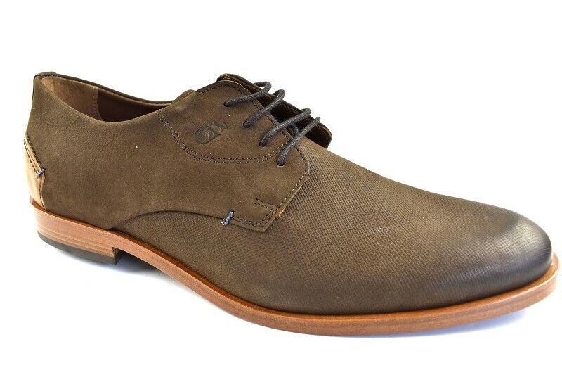 2019 DernièRe Conception Fretz Men Hommes Business-chaussures Cuir Moro Dans La Taille 42-e Leder Moro In Der Gr. 42