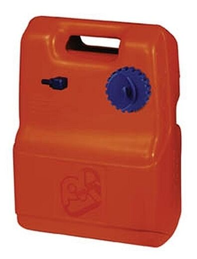 Heavy Duty Portable Fuel Tank - 12, 24 and 29 Litre Sizes Available