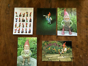 Gnome Post Cards - Assorted