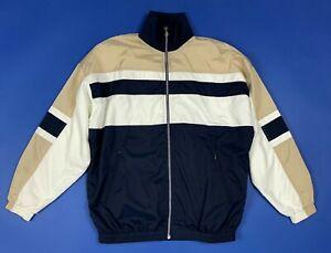 Schneider-felpa-tuta-vintage-usato-48-uomo-donna-giacca-retro-jacket-sport-T6096