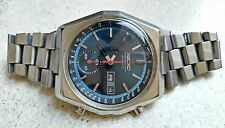 vintage SEIKOchronograph 6139 automatic men's watch