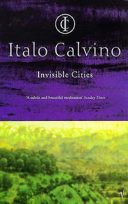 1 of 1 - Invisible Cities by Italo Calvino (Paperback, 1997)