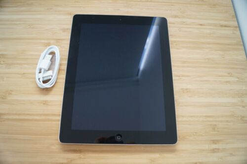 1 of 1 - 8/10 BUTTON ISSUE Apple iPad 2 16GB, Wi-Fi, 9.7in - White Tablet OZ STOCK