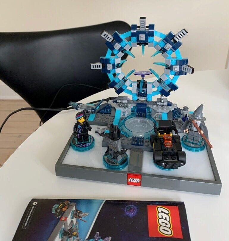 Lego Dimensions , Nintendo Wii U, adventure