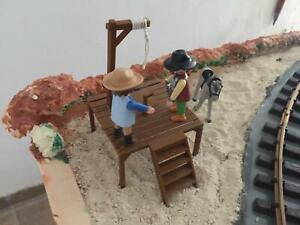 Playmobil-Western-Horca