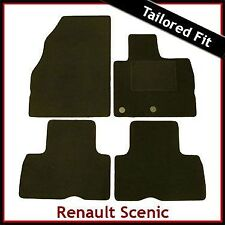 Renault Scenic Tailored Fitted Carpet Car Mats (2009 2010 2011)