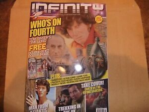 INFINITY-21-MAGAZINE-PATRICK-DUFFY-THE-MAN-FROM-ATLANTIS-DALLAS-TOM-BAKER-DR-WHO