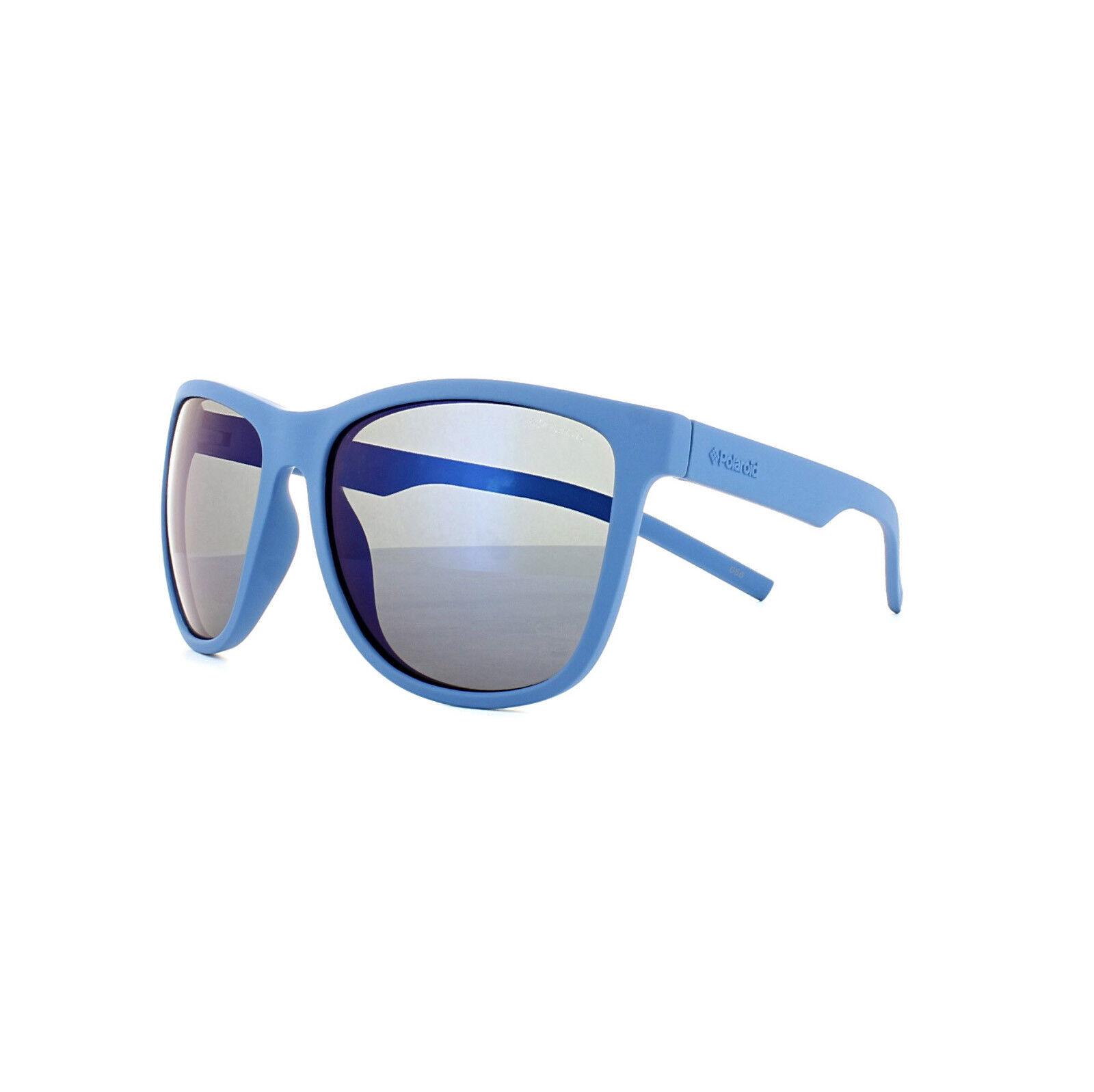 88948445d30 Sunglasses Polaroid PLD 6014 s Blue Grey Polarized Zdi jy