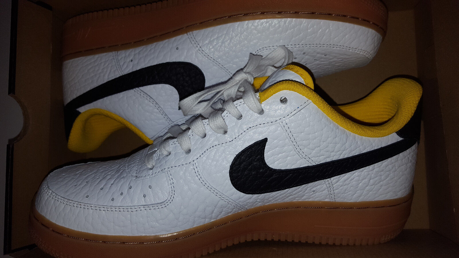 NBA NikeID Nike Air Force 1 Men Comfortable best-selling model of the brand