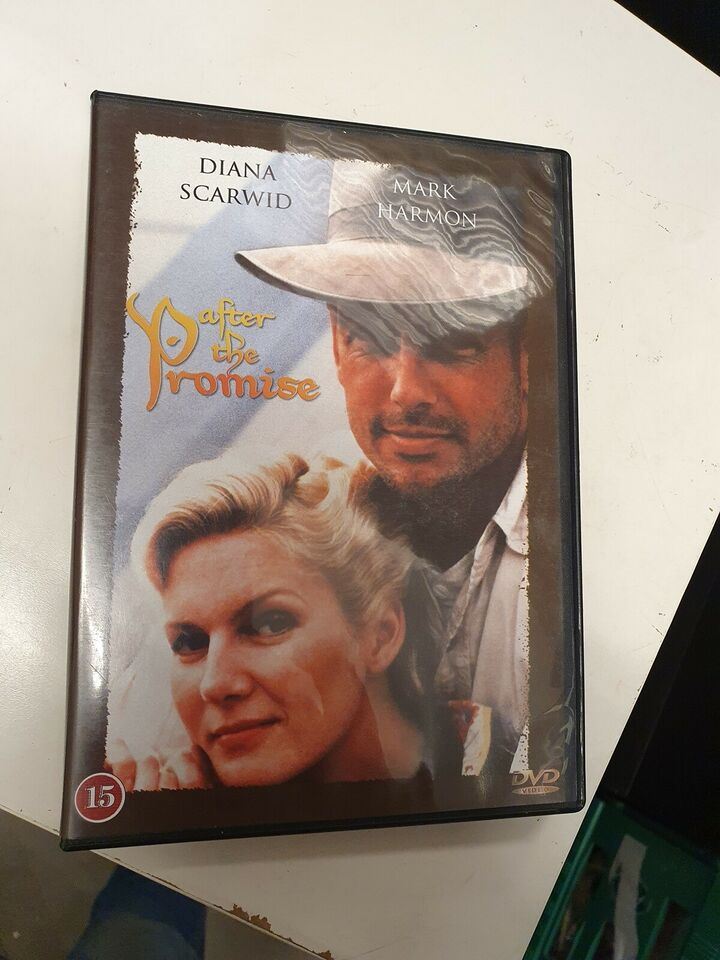 After the promise, DVD, drama